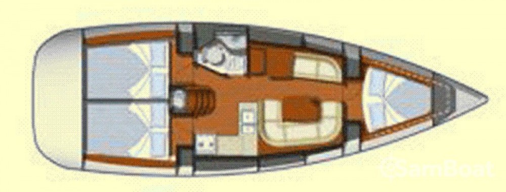 Sailboat for rent Felanitx at the best price