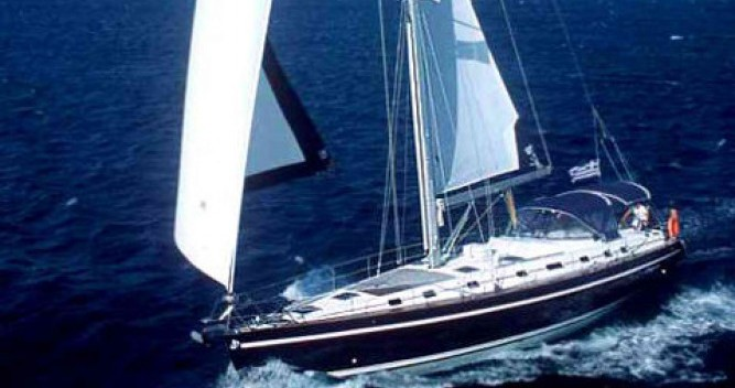 Ocean Ribs Ocean Star 56.1 entre particuliers et professionnel à Égée