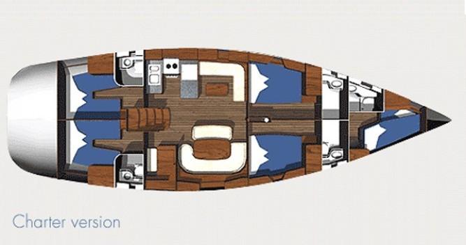 Location bateau Ocean Ribs Ocean Star 56.1 à Égée sur Samboat