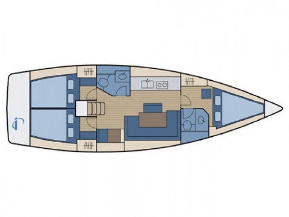 Location bateau Marina Gouvia pas cher Bavaria 40 Cruiser