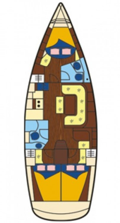 Location Voilier à Marina de Alimos - Bavaria Cruiser 39