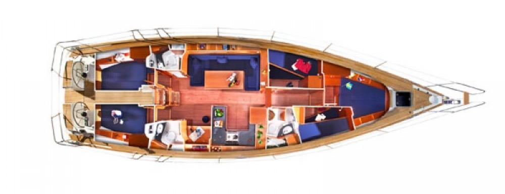 Louez un Bavaria Bavaria Cruiser 51 à Marina Gouvia
