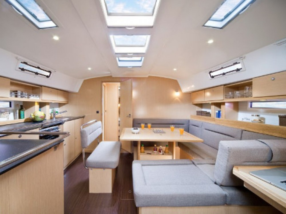 Location Voilier à Marina Gouvia - Bavaria Cruiser 45