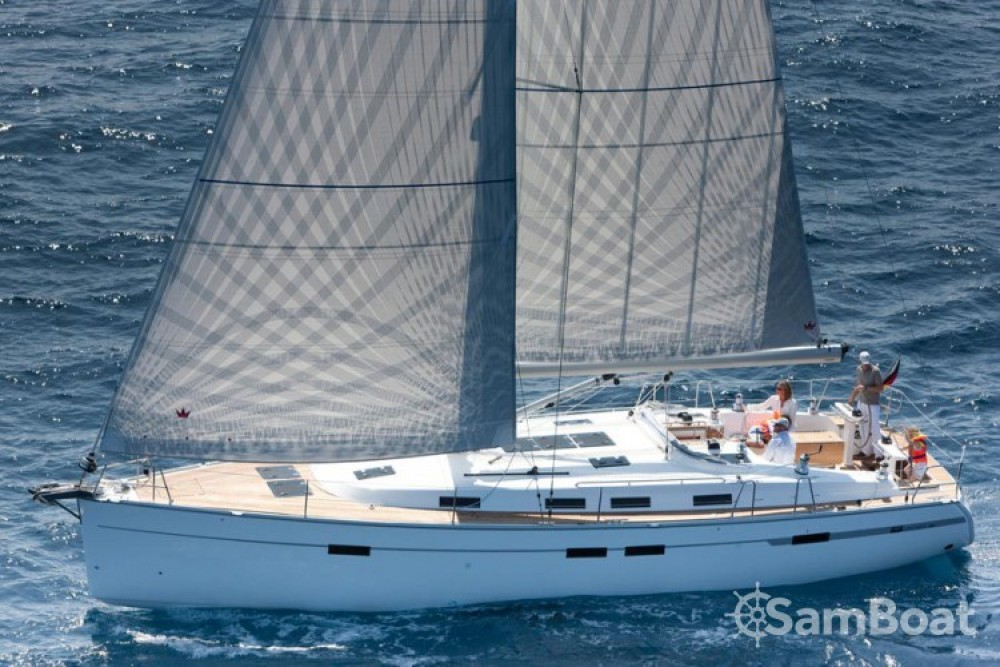 Location bateau Marina Gouvia pas cher Cruiser 45