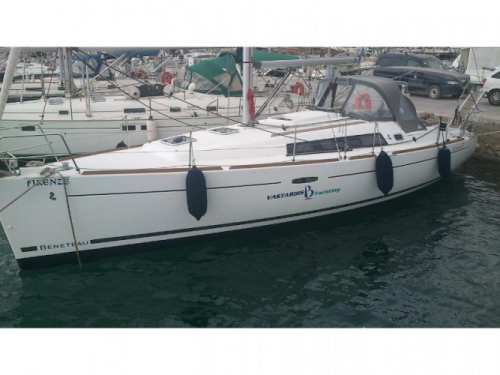 Location bateau Μαρίνα Αλίμου pas cher Oceanis 37