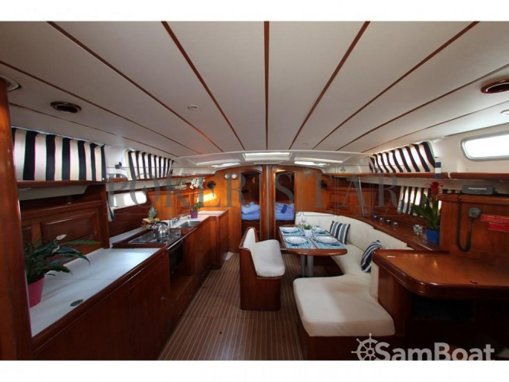 Location bateau Bénéteau Oceanis 473 à Μαρίνα Αλίμου sur Samboat