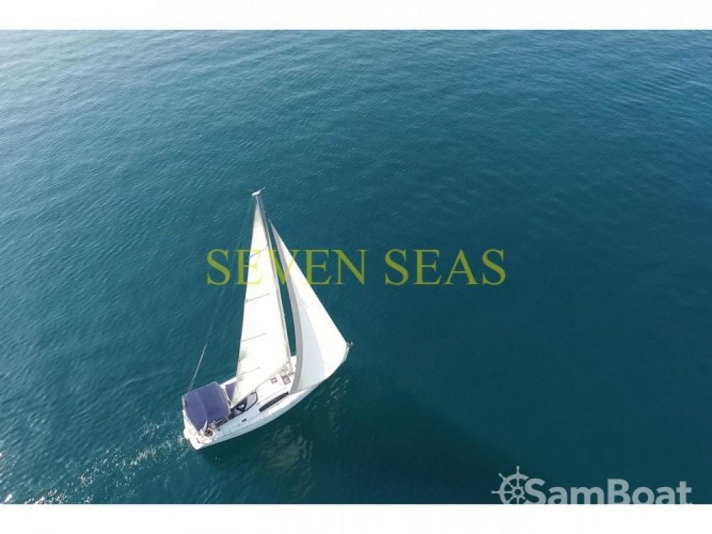 Location bateau Μαρίνα Αλίμου pas cher Oceanis 43