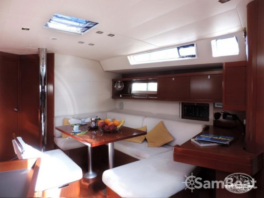 Location yacht à La Spezia - Bénéteau Oceanis 45 sur SamBoat