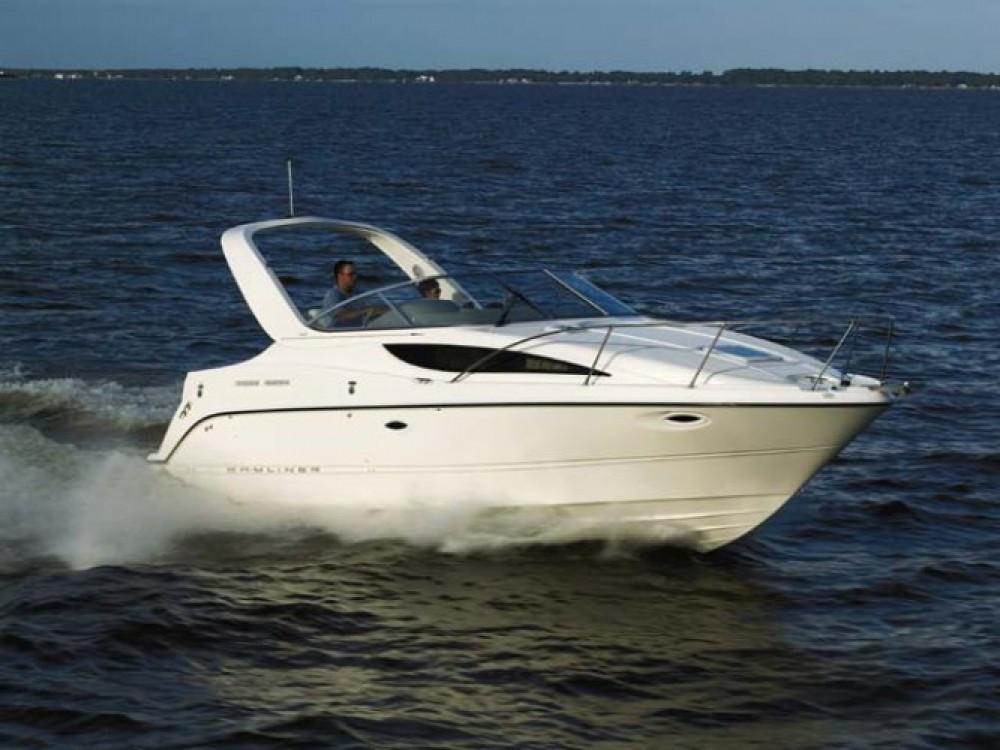 Location bateau Bayliner Bayliner 285 Cruiser à Klaipėda sur Samboat
