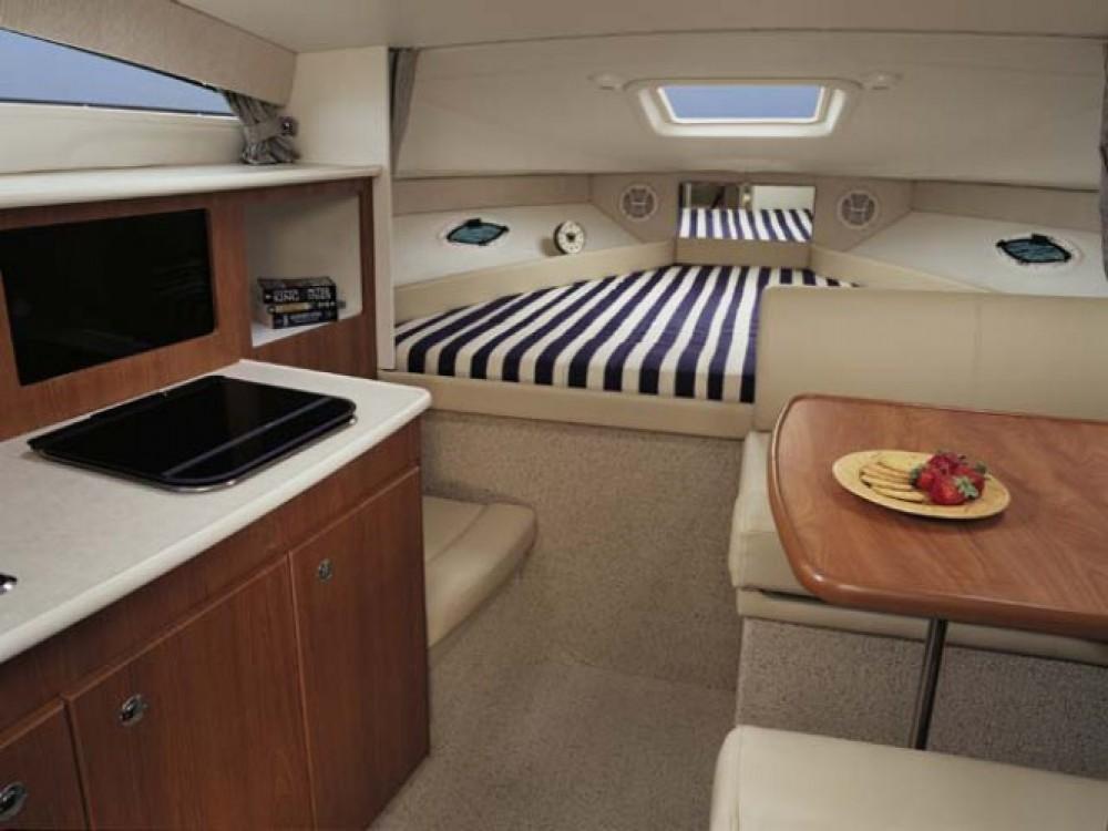 Location bateau Klaipėda pas cher Bayliner 285 Cruiser
