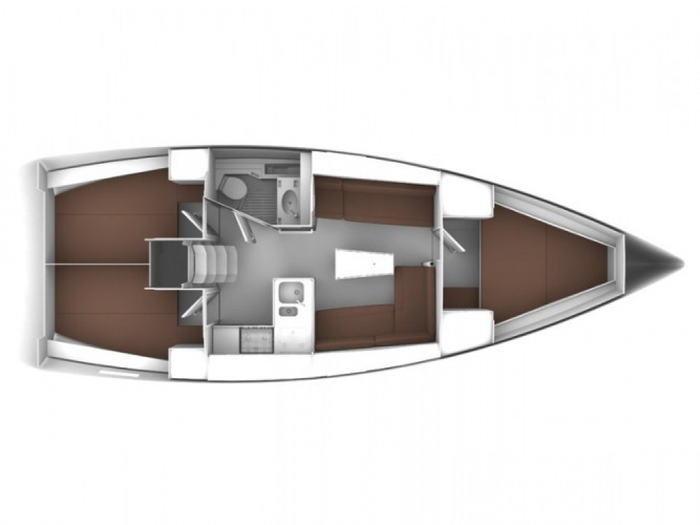 Louez un Bavaria Bavaria Cruiser 37 à Marina de Alimos