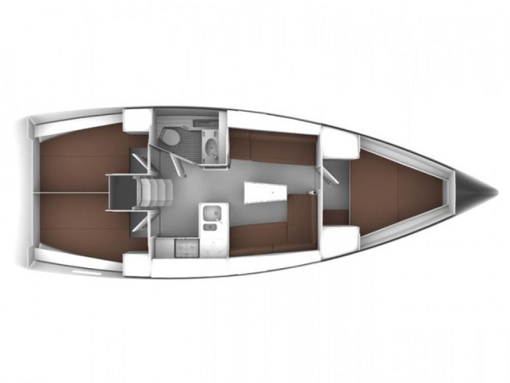 Location bateau Bavaria Bavaria Cruiser 37 à Marina de Alimos sur Samboat