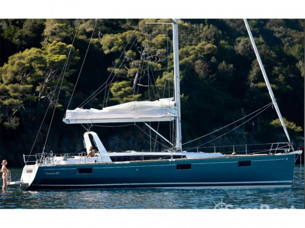 Location Voilier à Marina de Alimos - Bénéteau Oceanis 48