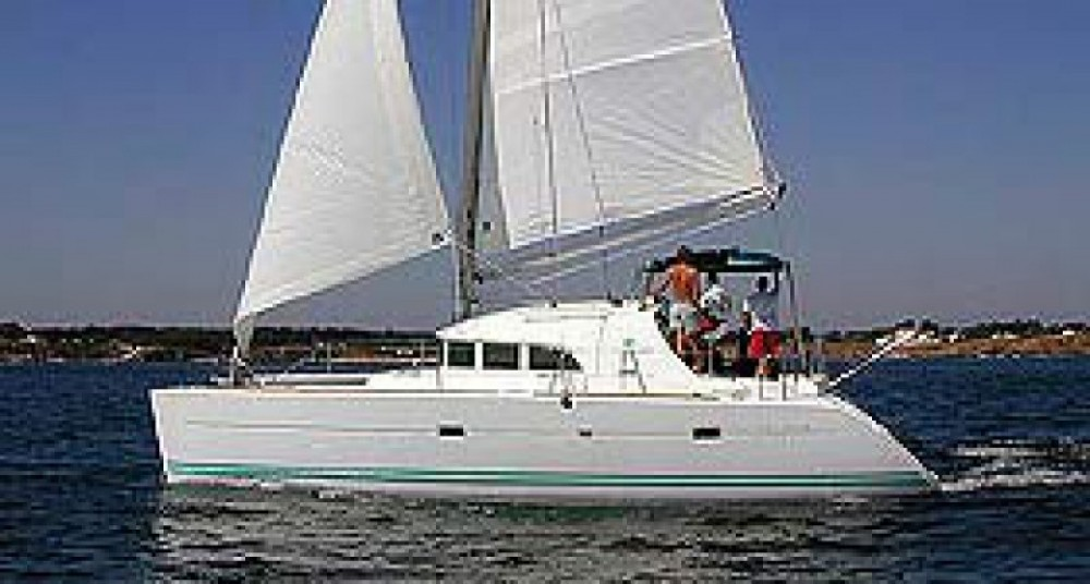 Location bateau Cos pas cher Lagoon 380
