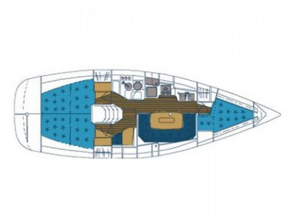 Location yacht à Marina Zadar - Elan Elan 36 sur SamBoat