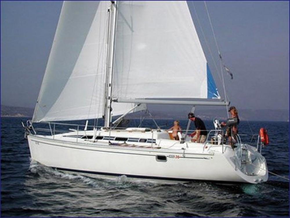 Louer Voilier avec ou sans skipper Elan à Marina Zadar