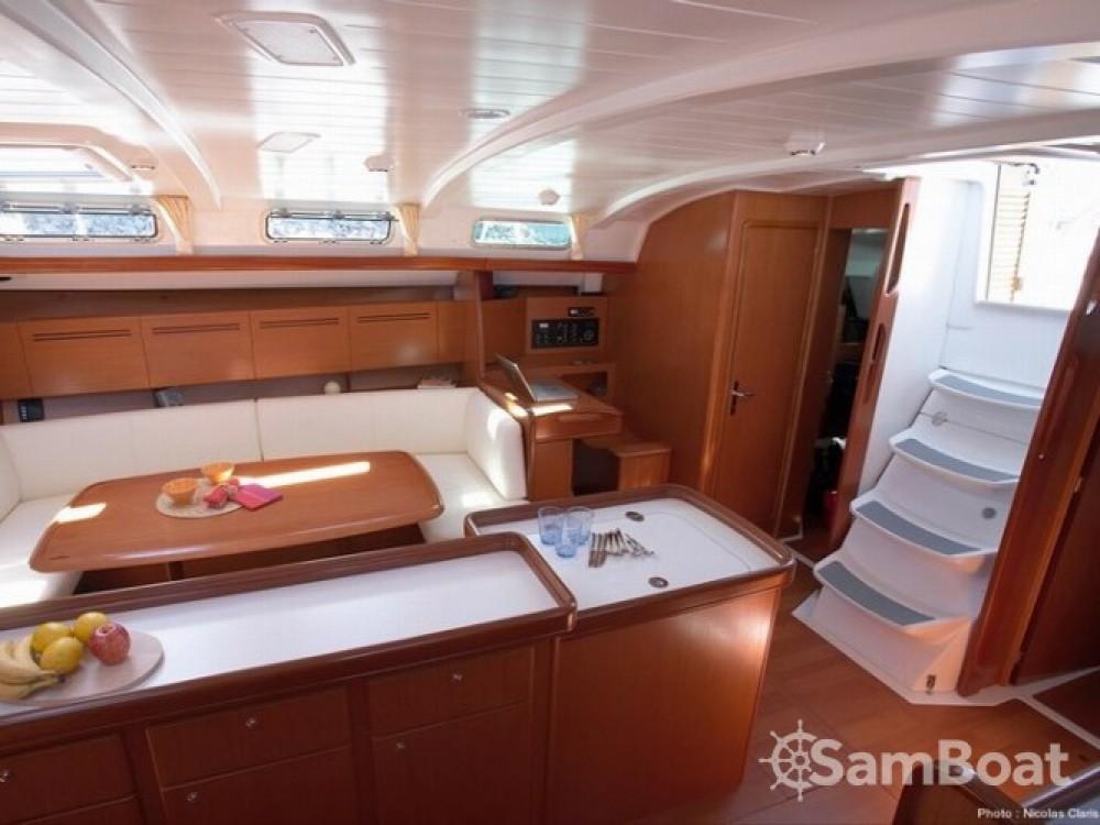 Location bateau Divitz-Spoldershagen pas cher Cyclades 50.5