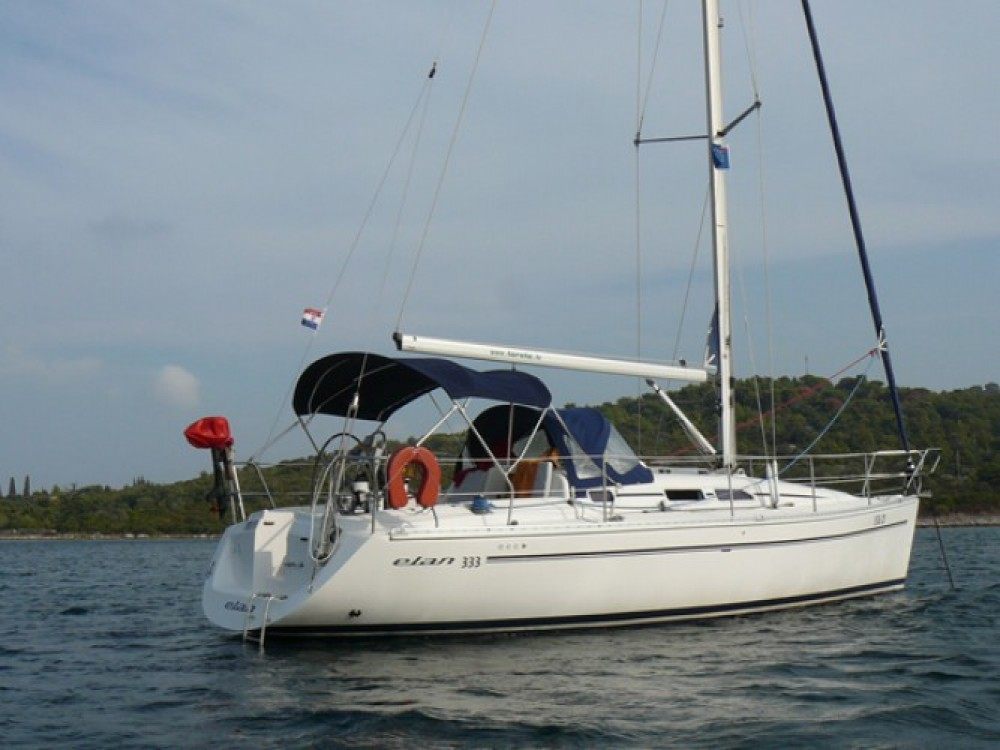Louez un Elan Elan 333 à Marina Zadar