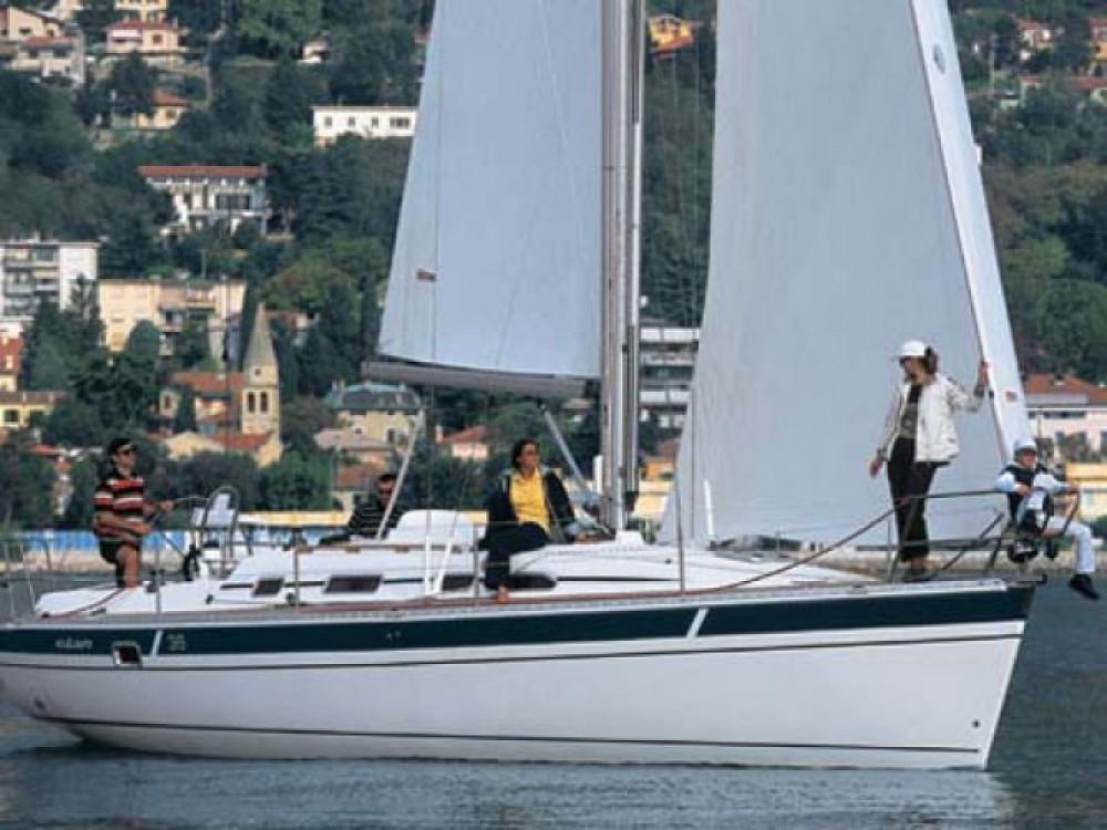 Location bateau Marina Zadar pas cher Elan 36