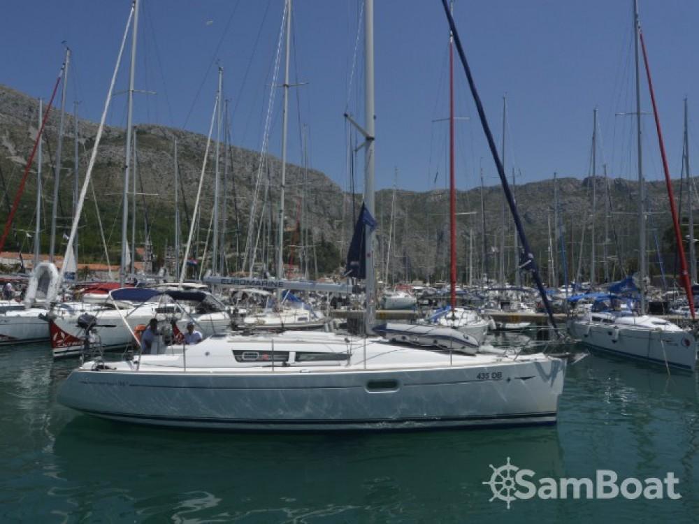 Louez un Jeanneau Sun Odyssey 36i à ACI Marina Dubrovnik