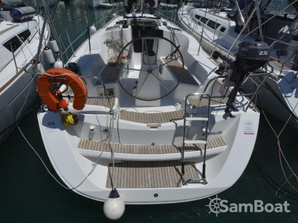 Location Voilier à ACI Marina Dubrovnik - Jeanneau Sun Odyssey 36i