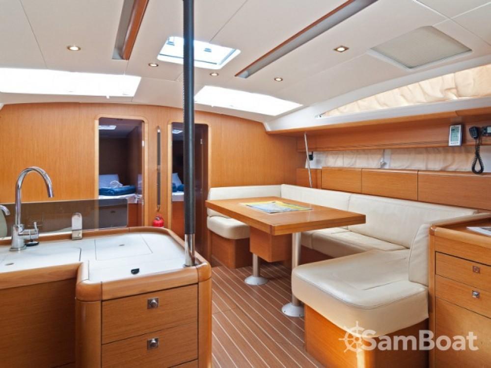 Location yacht à ACI Marina Split - Jeanneau Jeanneau 53 sur SamBoat