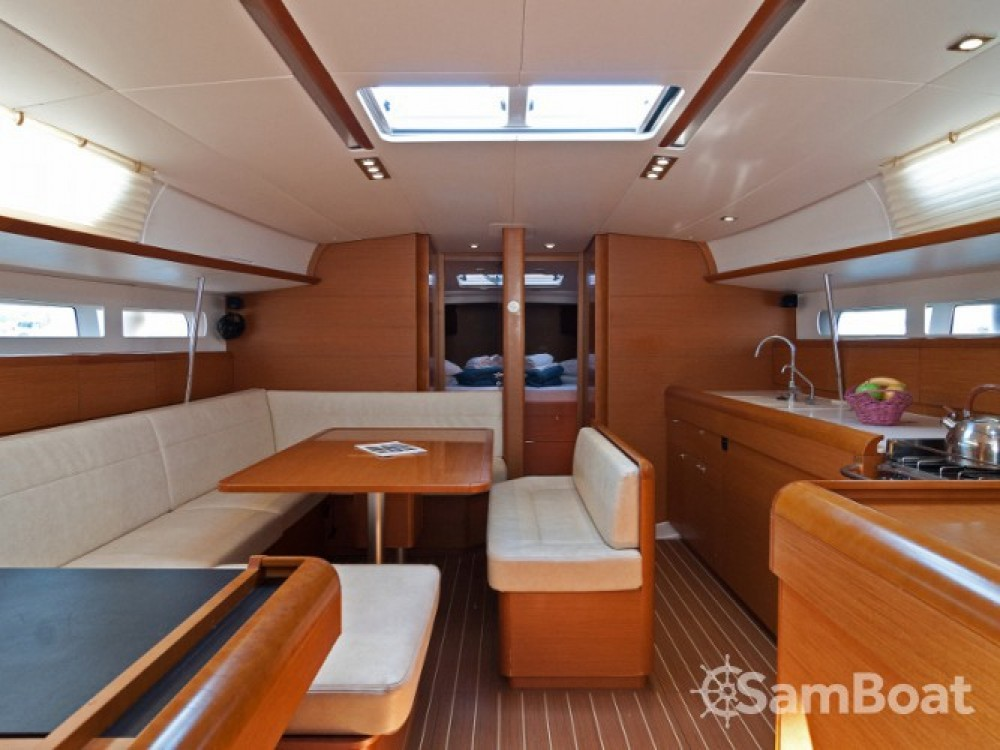 Location Voilier à ACI Marina Split - Jeanneau Sun Odyssey 509