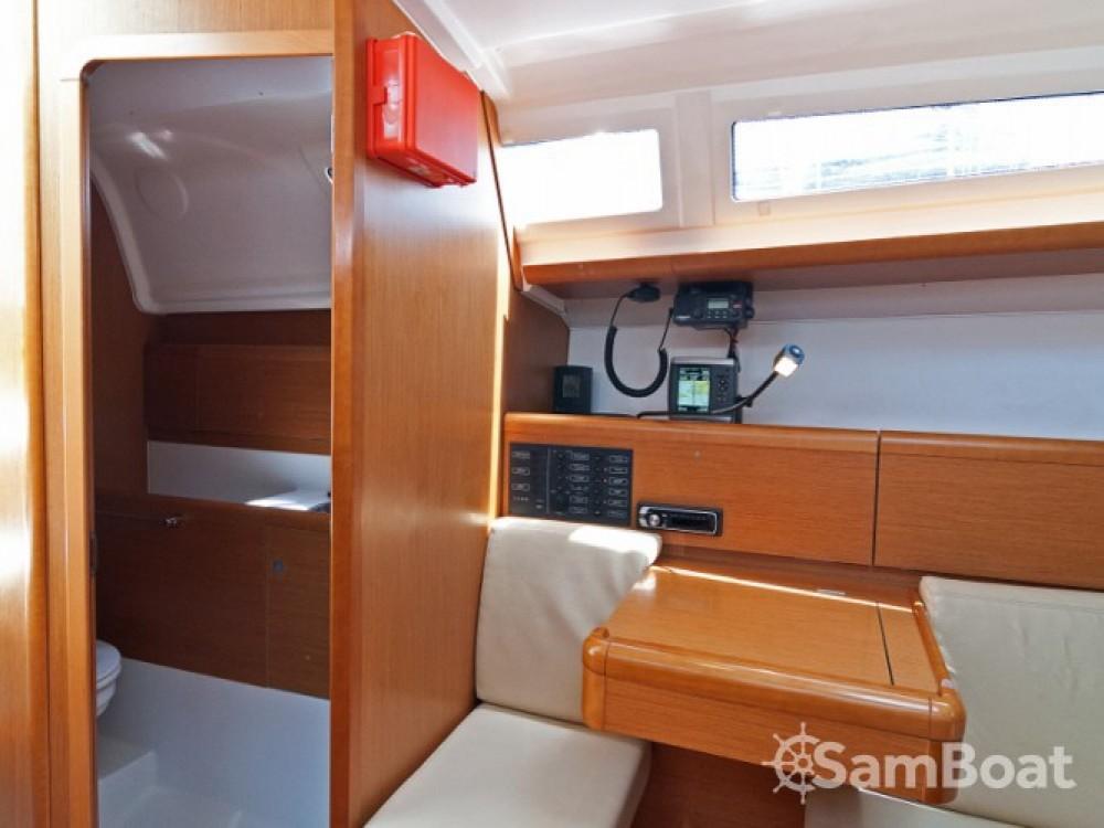Jeanneau Sun Odyssey 33i entre particuliers et professionnel à ACI Marina Split