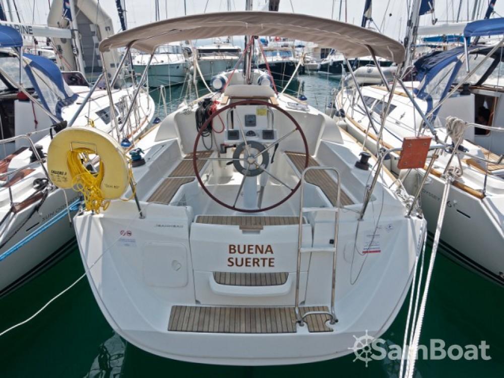 Location yacht à ACI Marina Split - Jeanneau Sun Odyssey 33i sur SamBoat