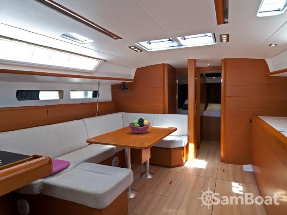 Location bateau Jeanneau Sun Odyssey 469 à ACI Marina Split sur Samboat