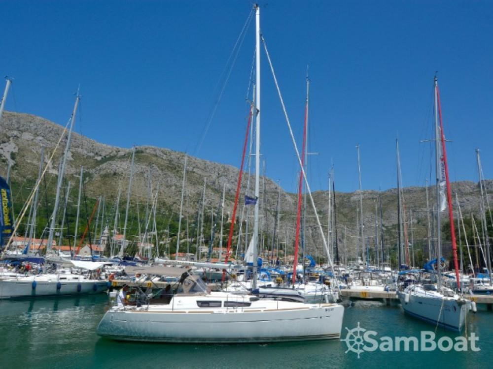 Location Voilier à ACI Marina Dubrovnik - Jeanneau Sun Odyssey 33i