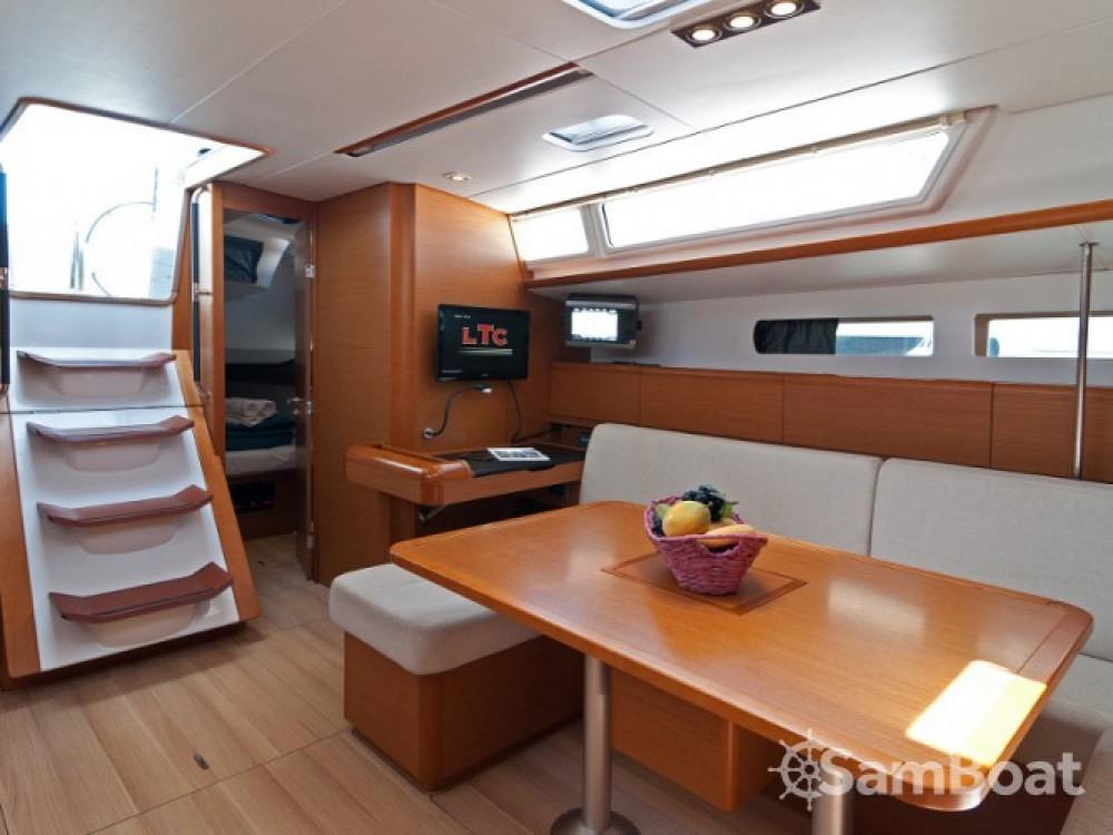 Jeanneau Sun Odyssey 469 entre particuliers et professionnel à ACI Marina Split