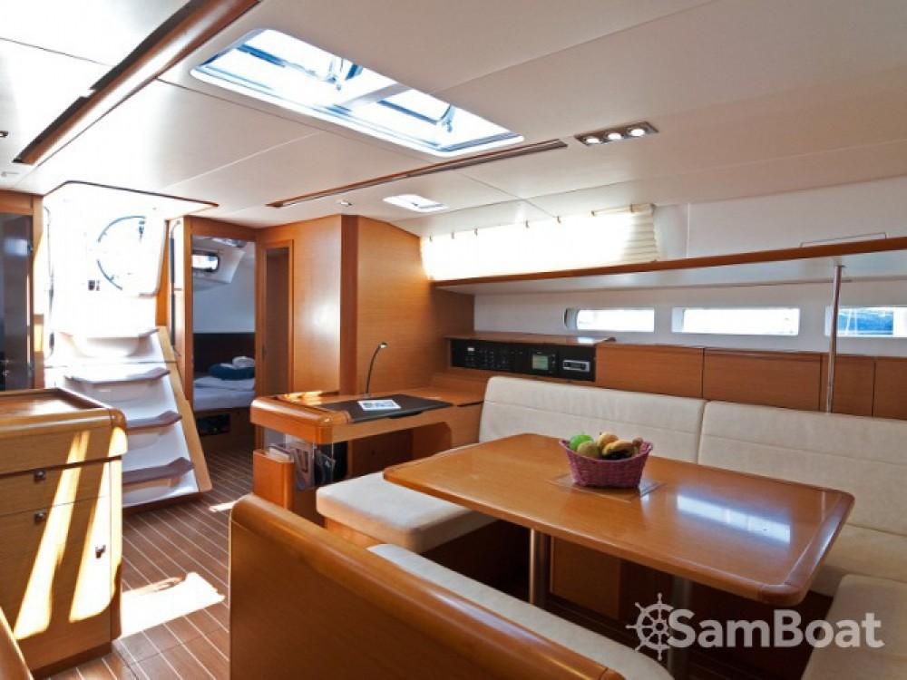 Location yacht à ACI Marina Split - Jeanneau Sun Odyssey 509 sur SamBoat