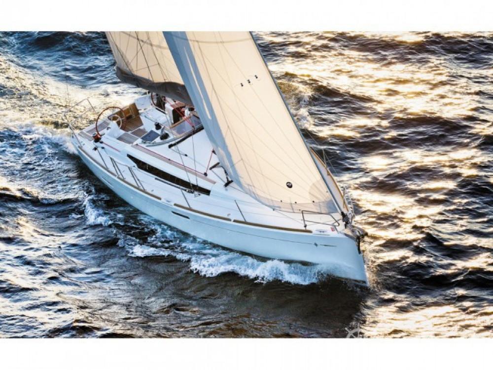 Location Voilier à ACI Marina Dubrovnik - Jeanneau Sun Odyssey 389