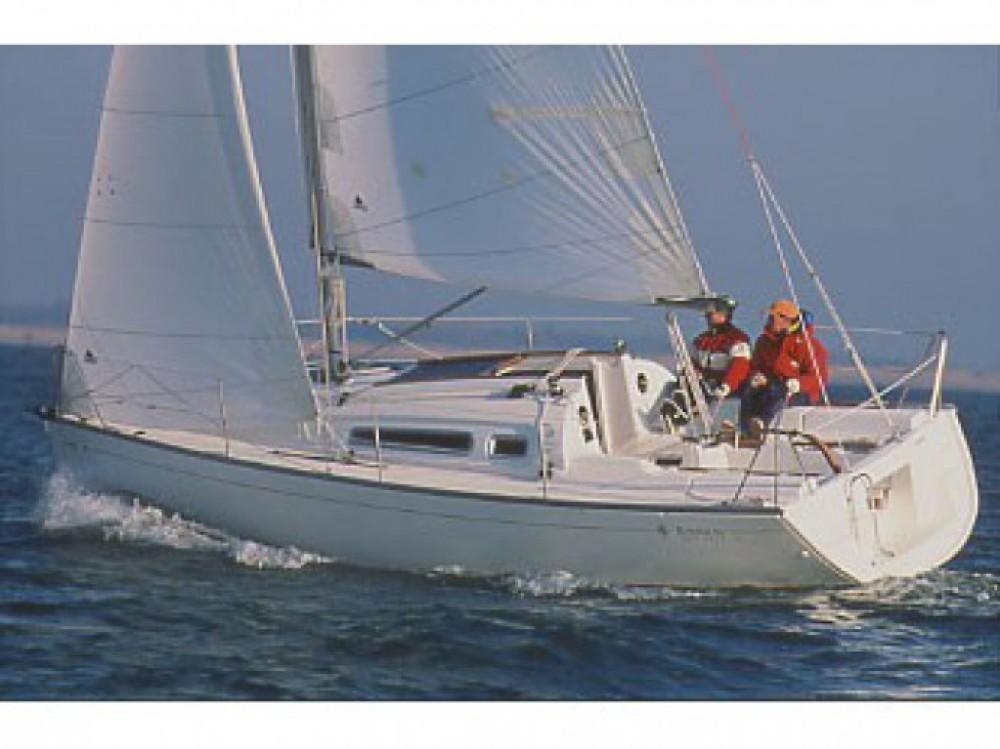 Location bateau Jeanneau Sun Fast 26 à Marina Kornati sur Samboat