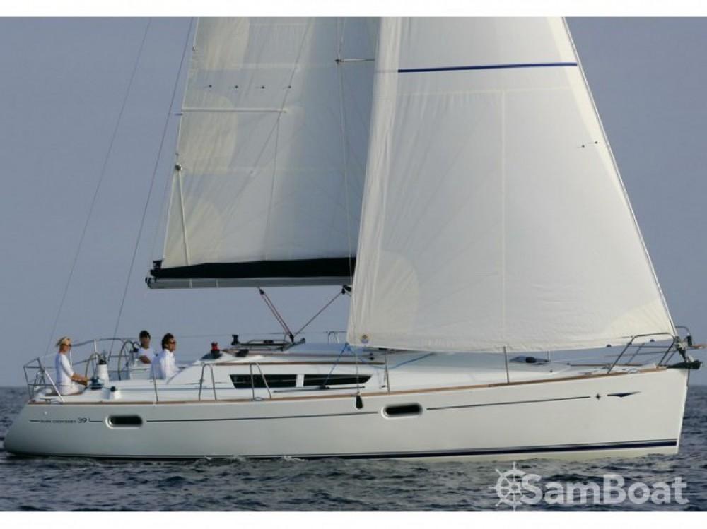 Location bateau ACI Marina Split pas cher Sun Odyssey 39i