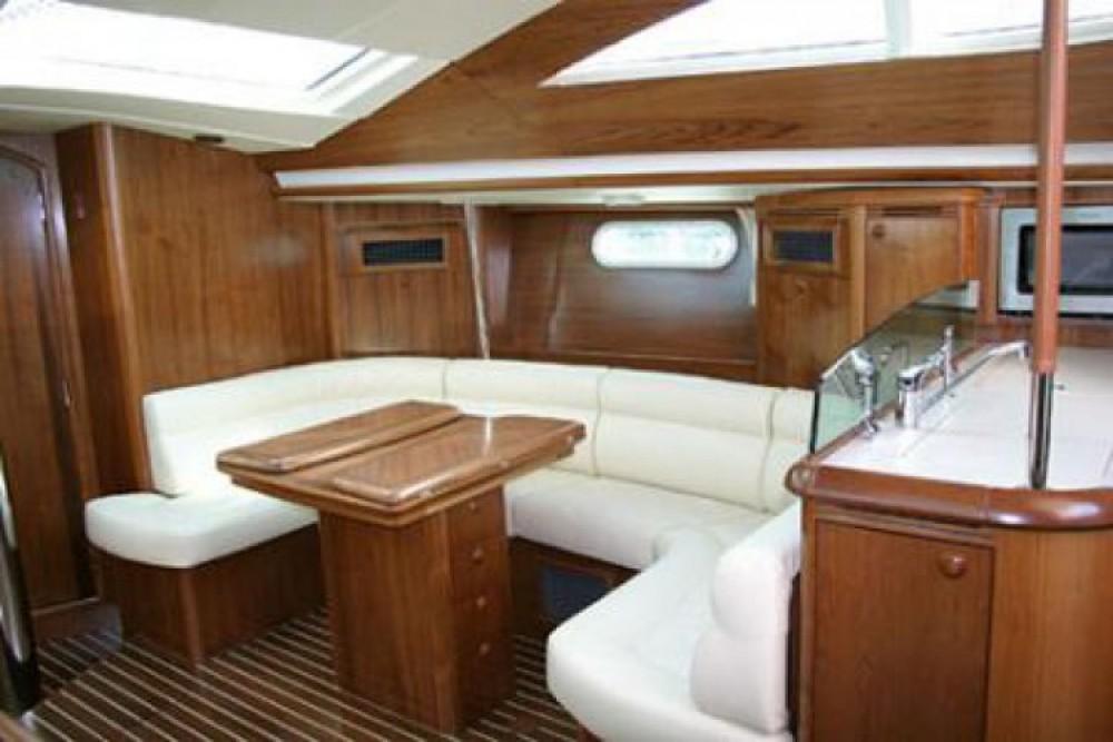Location yacht à ACI Marina Dubrovnik - Jeanneau Sun Odyssey 49 sur SamBoat