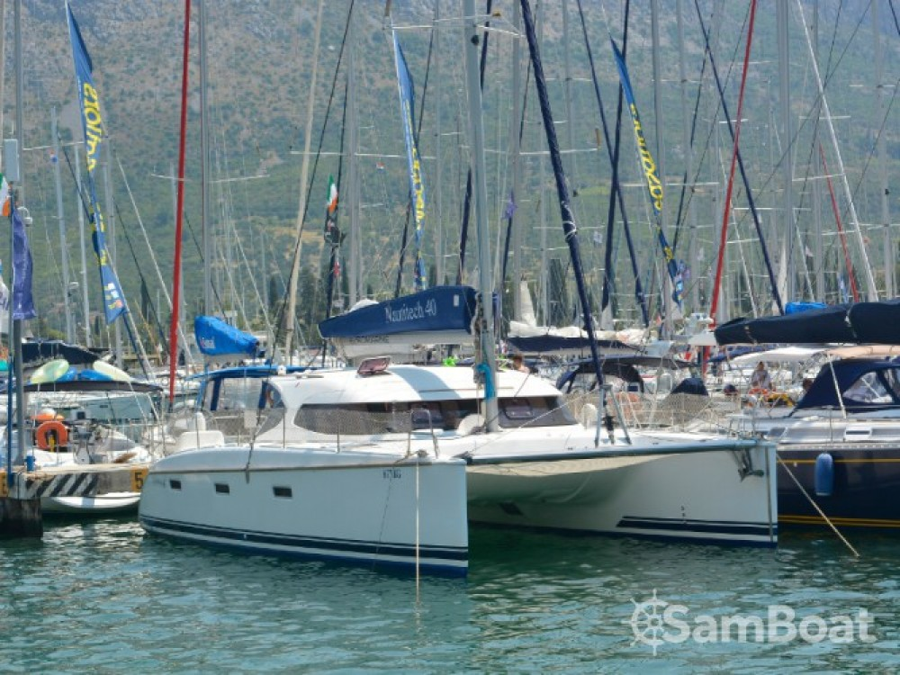Location Catamaran à ACI Marina Dubrovnik - Nautitech Nautitech 40