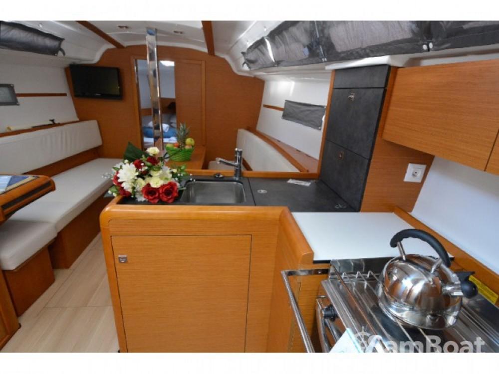 Location Voilier à ACI Marina Dubrovnik - Jeanneau Sun Odyssey 349