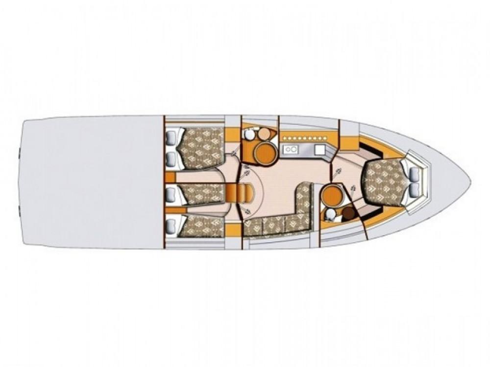 Azimut Azimut Atlantis 54 entre particuliers et professionnel à Sibenik