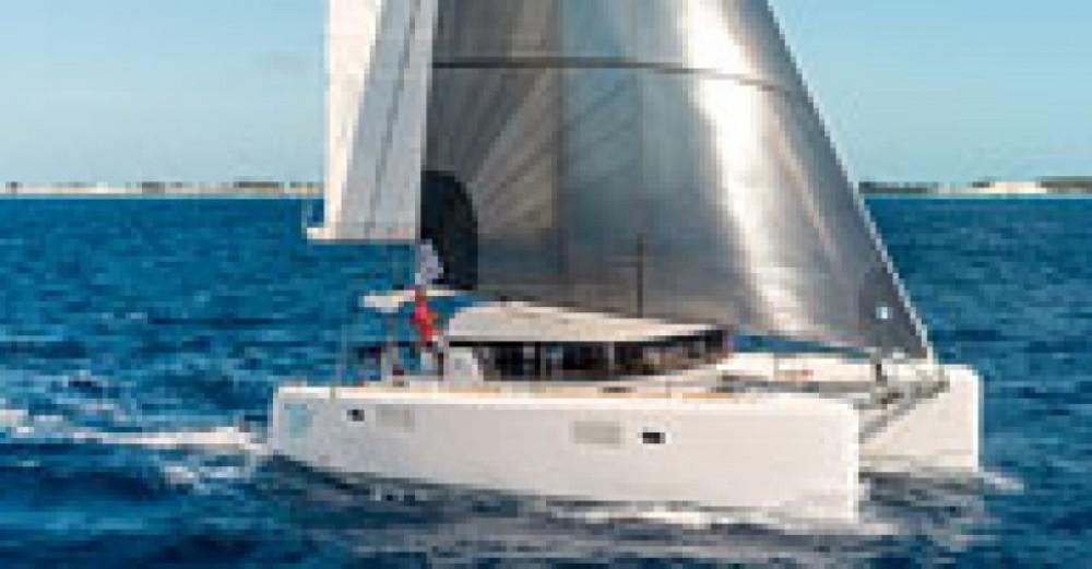 Location Catamaran à Murter - Lagoon Lagoon 39