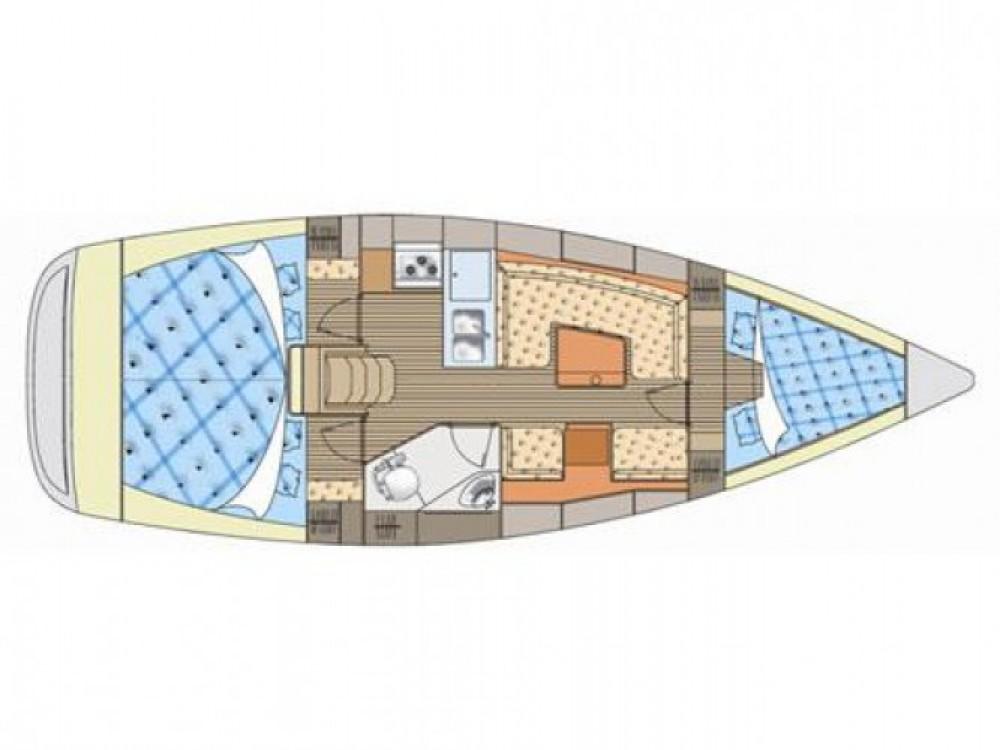 Location yacht à Murter - Elan Elan 34 sur SamBoat