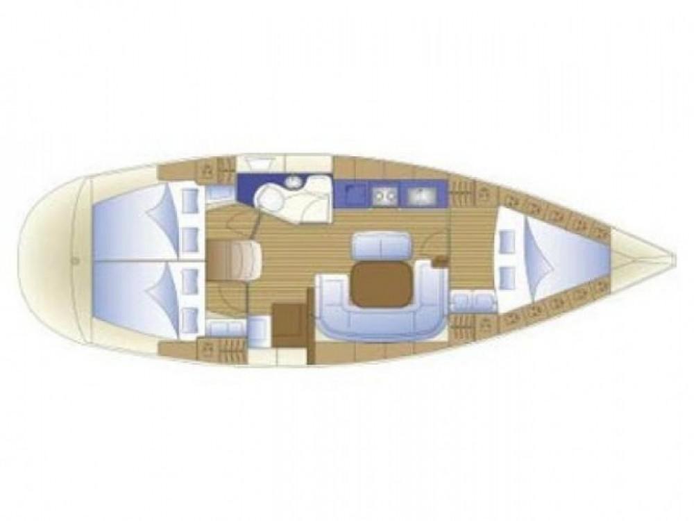 Location bateau Murter pas cher Bavaria 38 Cruiser