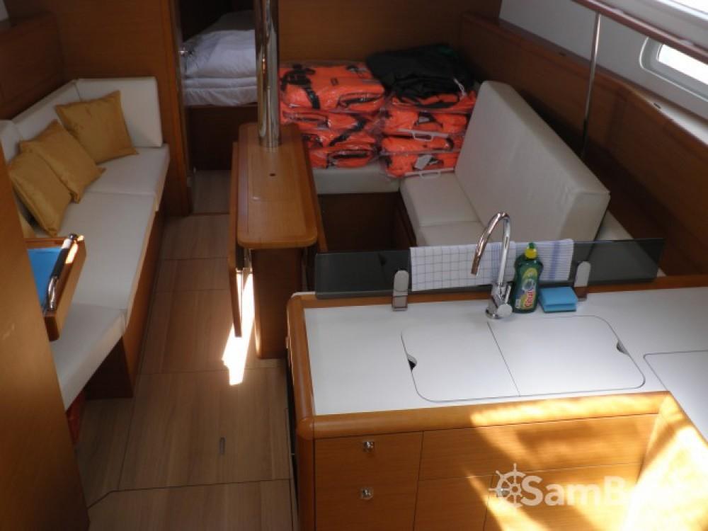 Location yacht à Sukošan - Jeanneau Sun Odyssey 379 Perf sur SamBoat
