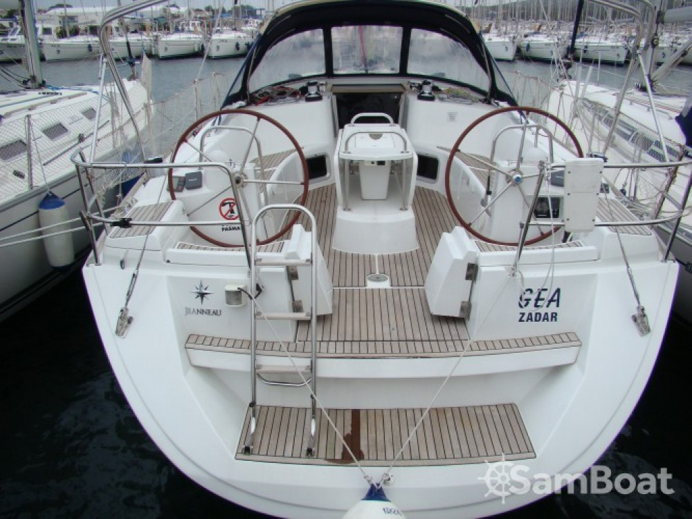Location bateau Sukošan pas cher Sun Odyssey 44i
