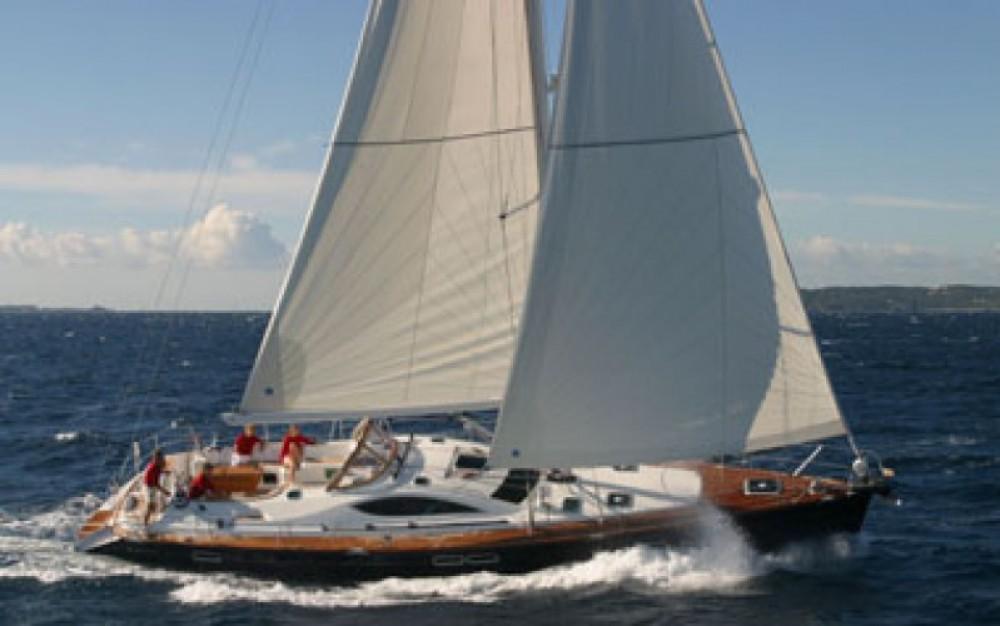 Location yacht à Sukošan - Jeanneau Sun Odyssey 54 DS sur SamBoat