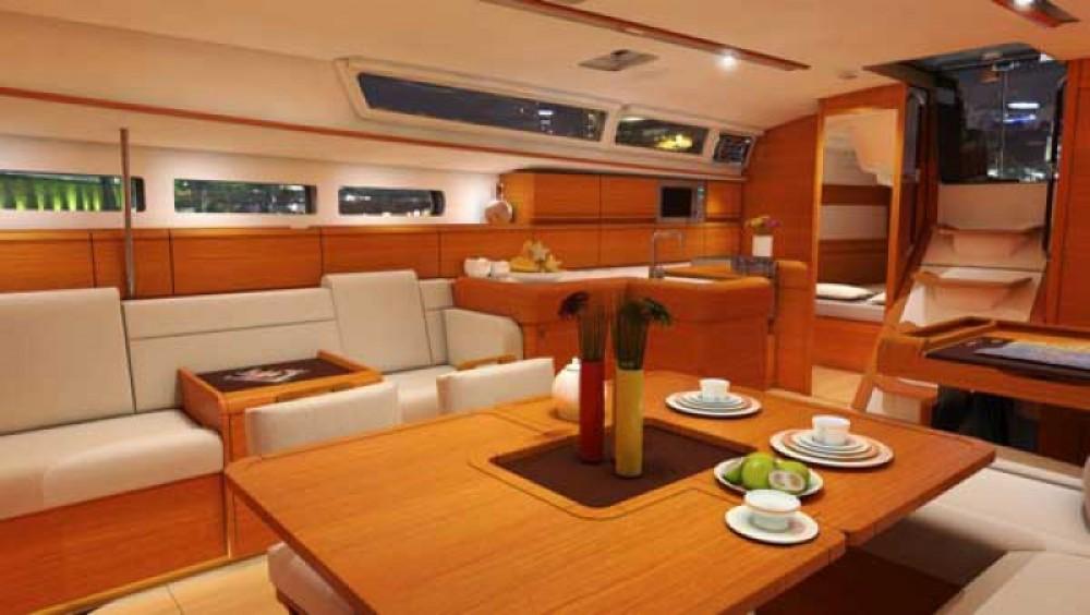 Location bateau Sukošan pas cher Sun Odyssey 509