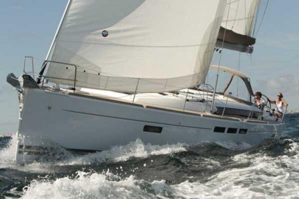 Location bateau Jeanneau Sun Odyssey 509 à Sukošan sur Samboat