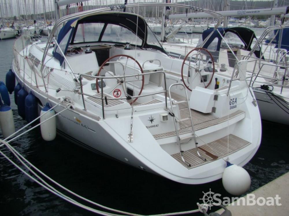 Location bateau Jeanneau Sun Odyssey 44i à Sukošan sur Samboat