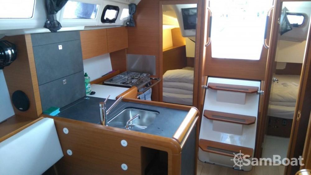 Location bateau Sukošan pas cher Sun Odyssey 349